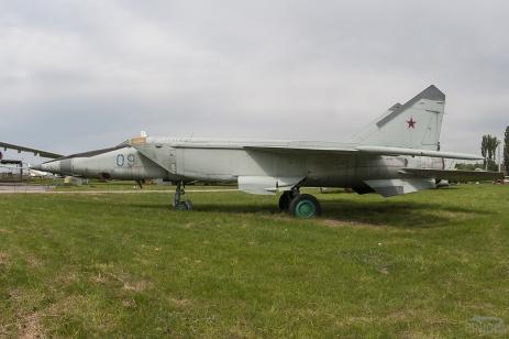 Mikoyan Gurievivch MIG25R