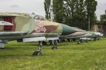 Mikoyan Gurievich MIG-23ML